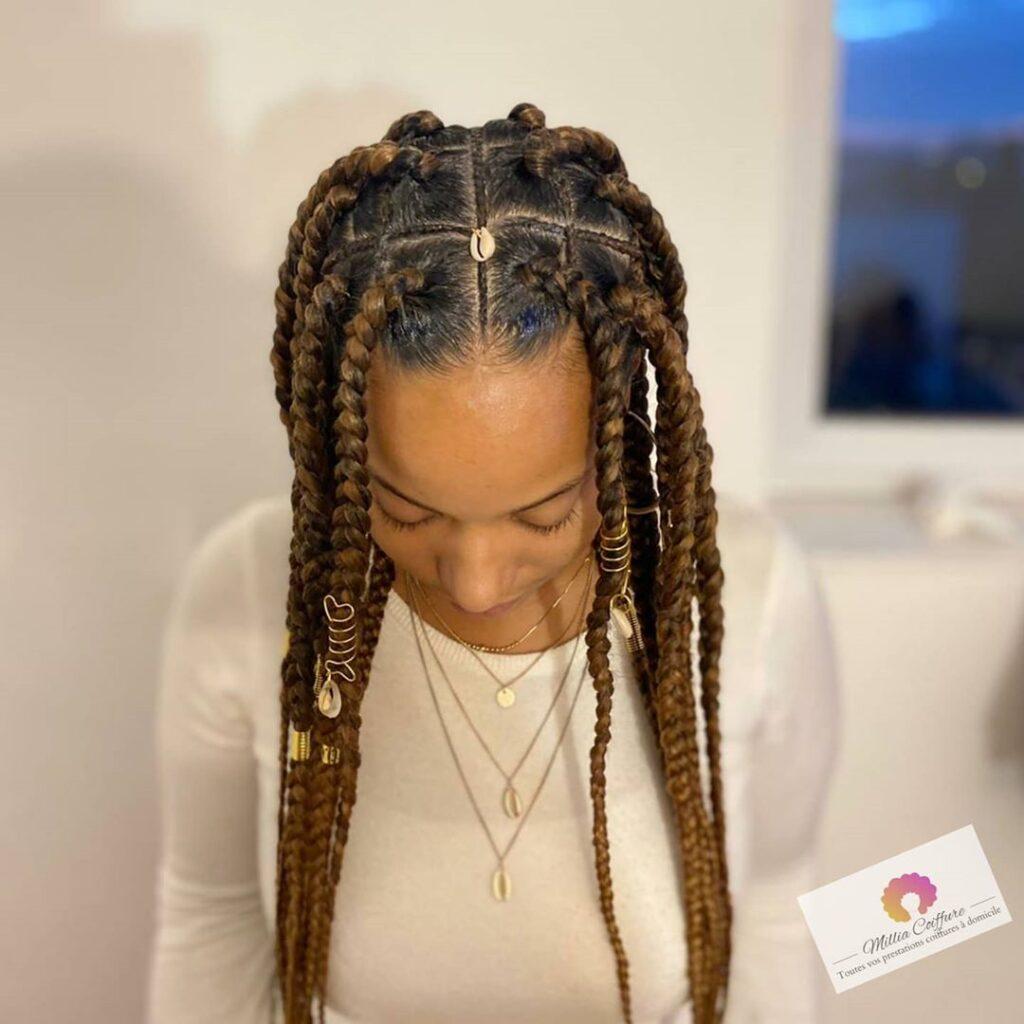 Black Braided Hairstylesmillia_coiffure