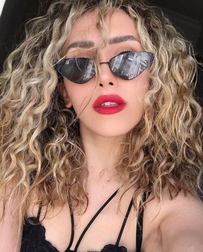 Curly Hairstyle Care