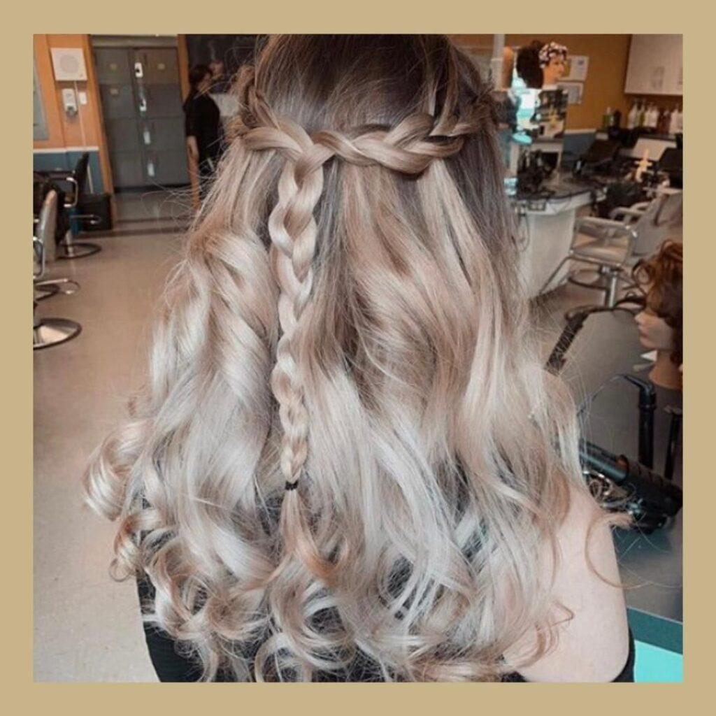 Half Braid Hair Styles 2020
