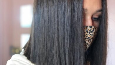 Photo of Straight Hairstyle Care- Hairstyles For Straight Hair 2021