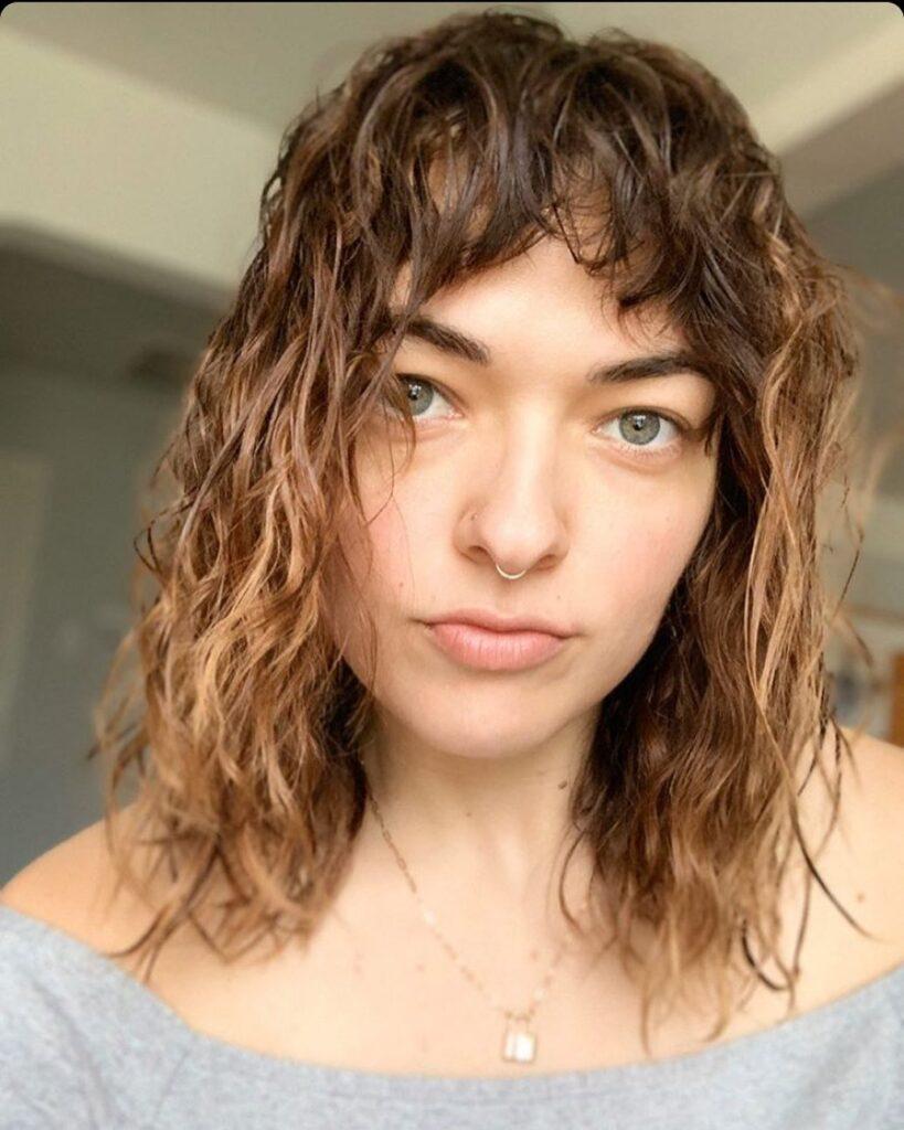 American Wave Hair Perm