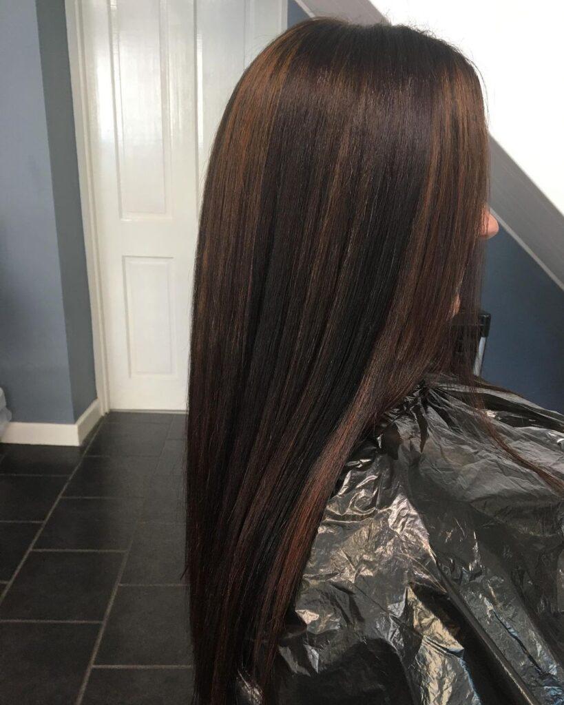 Bleach Bath Black Hair