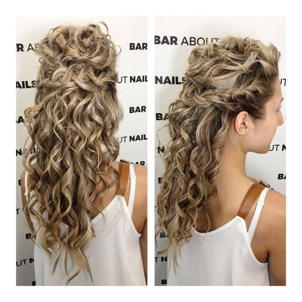 Greek hairstyles ancient