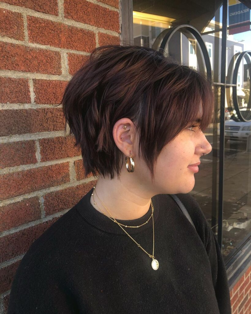 Long Pixie Hairstyles