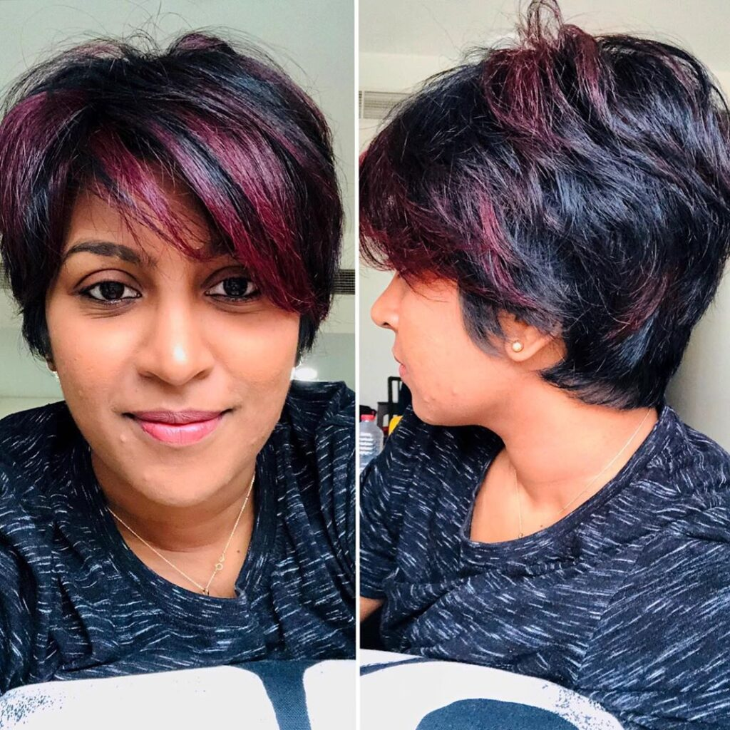 Messy Pixie Hairstyles for Hairstyles for Plus Size Women