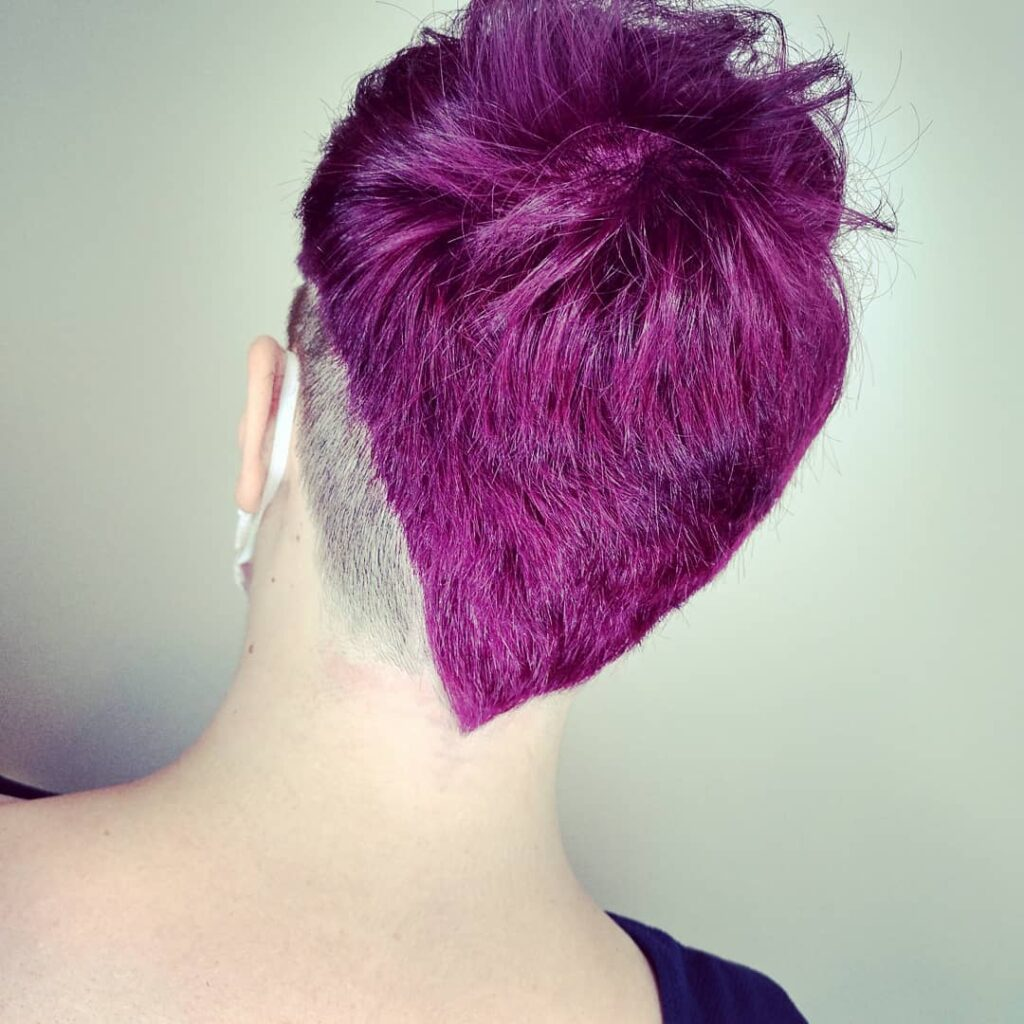 Pixie Cut For Fat Girls With Short Hairstyle