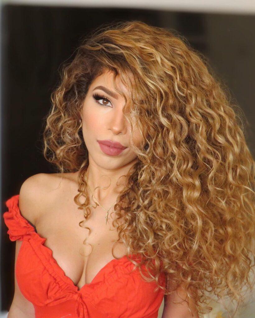 best curly hair method